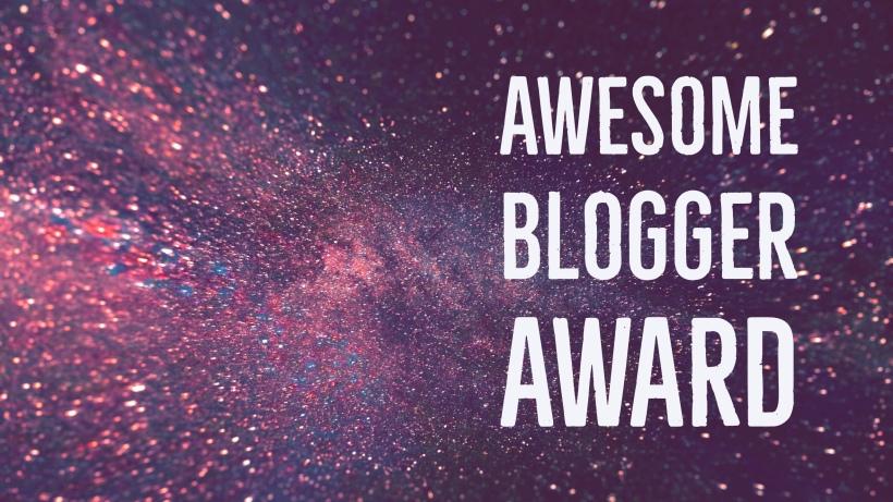 Awesome Blogger Award