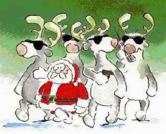 "Bildergebnis für funny christmas cartoons, free"""