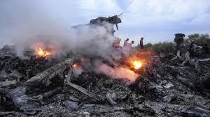 Bildergebnis für Absturzes von Flug MH17